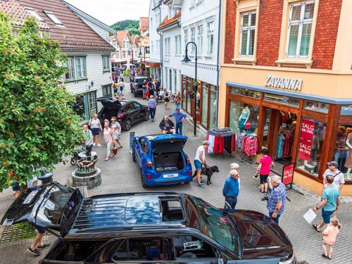 Bildag i Egersund